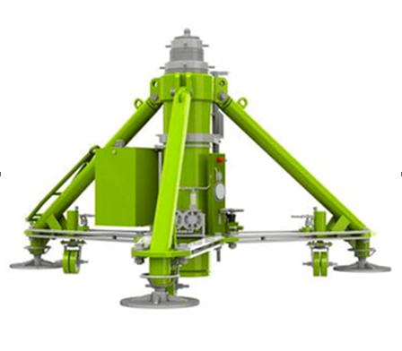 新一代纯电动千斤顶在飞机维修领域的运用