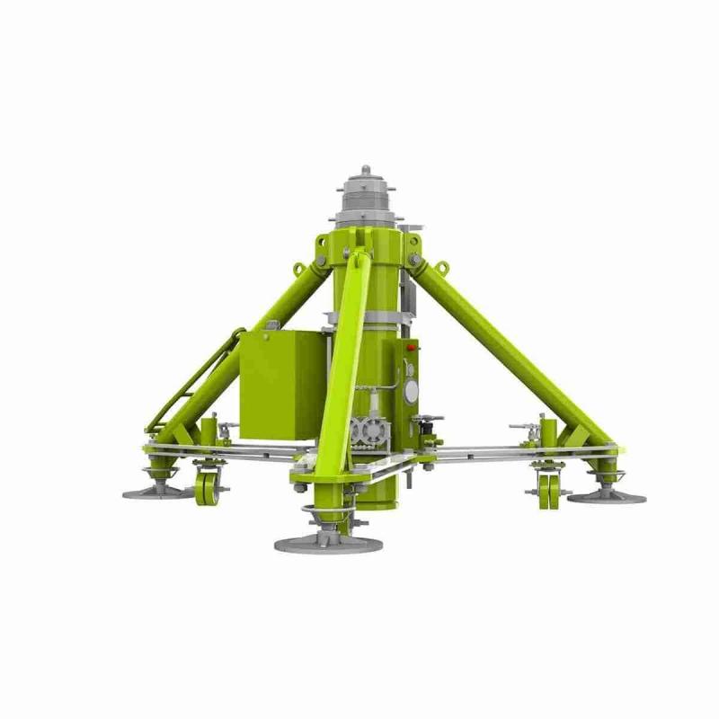 尊龙z6电动千斤顶的技术特点